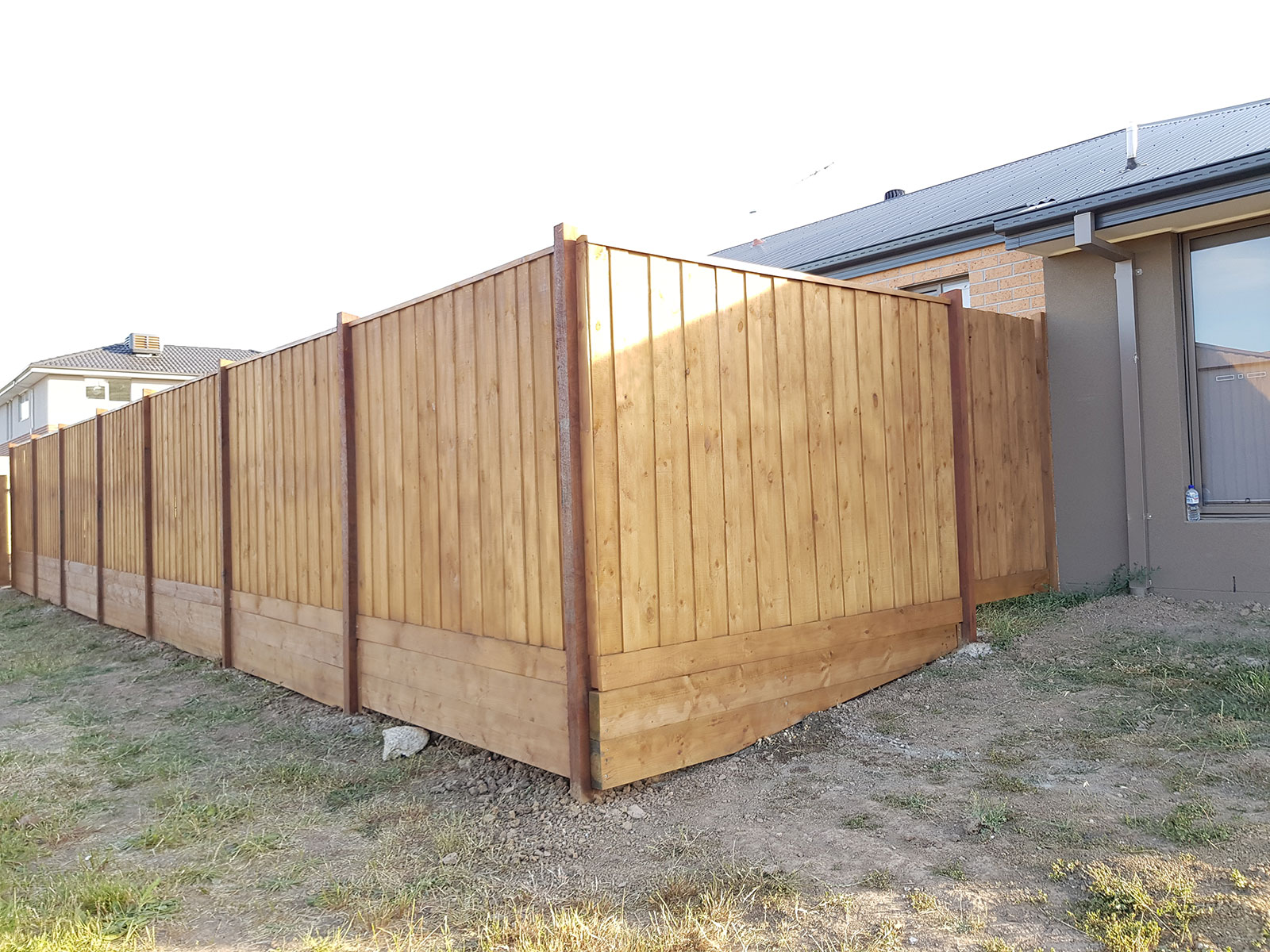Retaining Wall & Others
