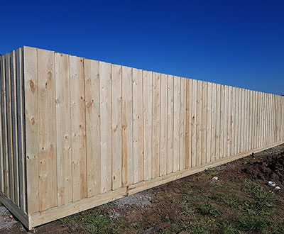 Treated Pine Fence Paling